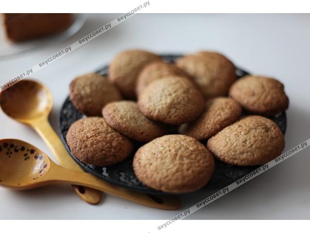 Картошка из овсяного печенья рецепт
