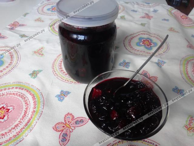 Рябиновое варенье рецепт с фото пошагово