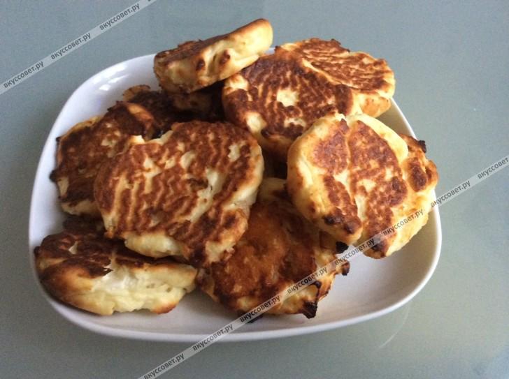рецепт сырников из творога в духовке пп рецепт