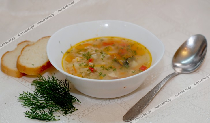 суп тыквенный простой и вкусный рецепт с фото