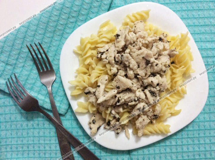 курица пармезан по-итальянски рецепт