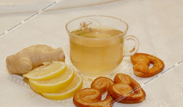 имбирный чай для похудения россия