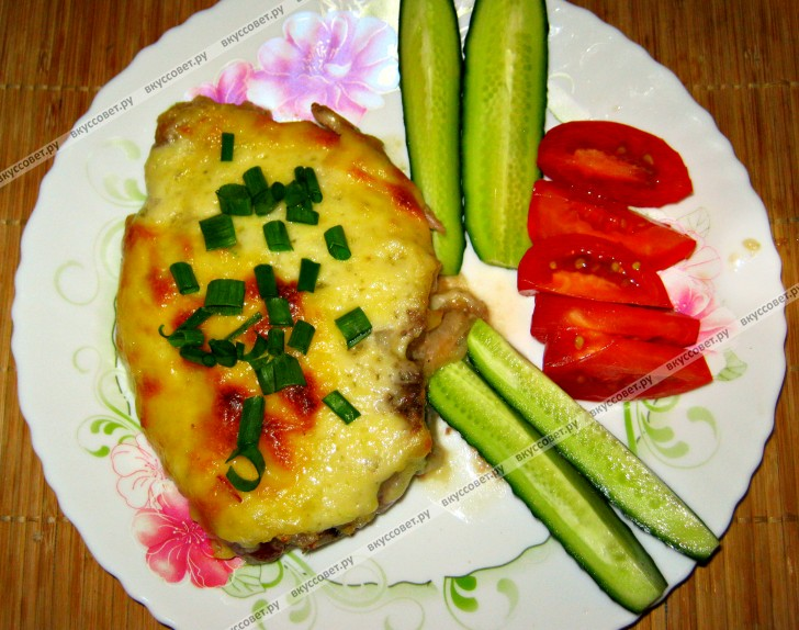 запеченная свинина с соевым соусом в духовке рецепт