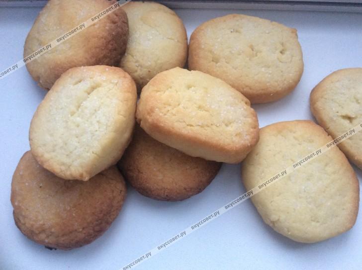 Печенье за пять минут пошаговый рецепт с фото
