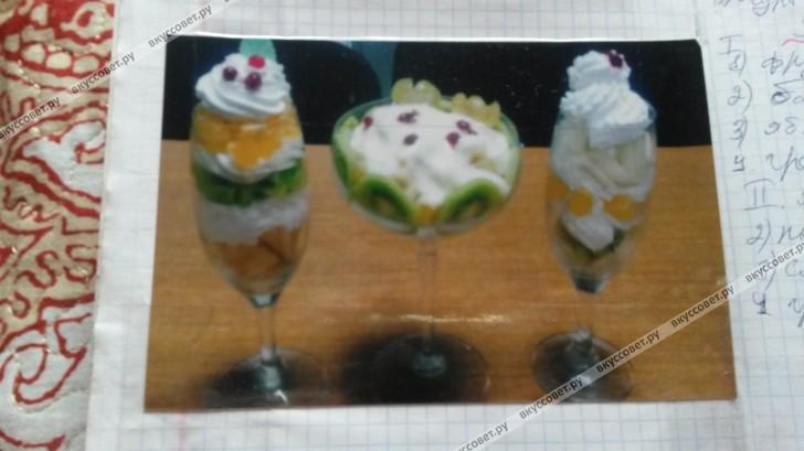 фруктовый салат пошаговый фото рецепт пошаговый