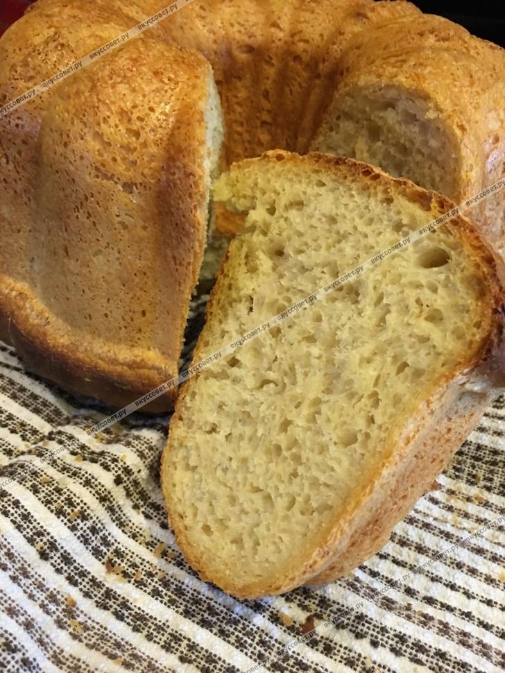 домашний хлеб пошаговый рецепт