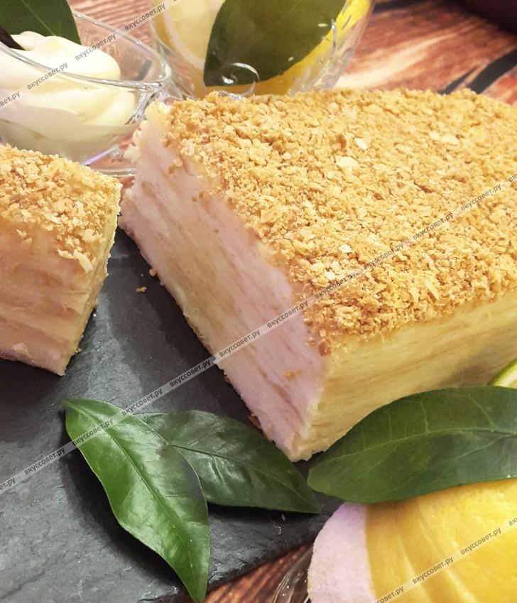 торт шкатулка пошаговый рецепт с фото