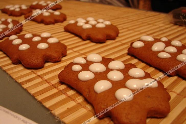 медовые пряники рецепт с фото пошагово
