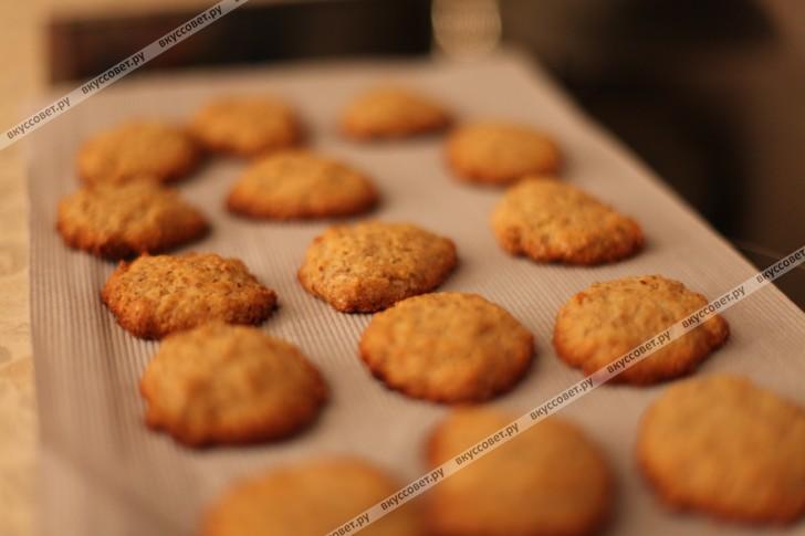 Миндальные печеньки пошаговый рецепт с фото