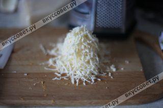 Сыр лучше брать более твердых сортов