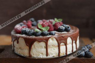Птичье молоко торт самый вкусный