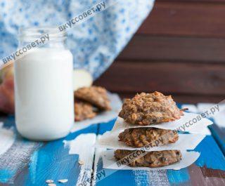 Можно подавать на завтрак с молоком или взять с собой в качестве перекуса и съесть в течение дня