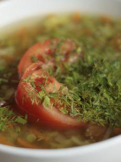 Овощной суп из брокколи: Брокколи еще называют спаржевой капустой за то, что по вкусу она напоминает спаржу. Существуют раннеспелые...