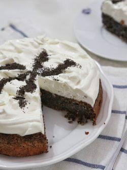 Торт с маком: Тортик каждый день - наш девиз:). Но тортик должен быть вкусный, полезный и прост в исполнении, т.е....