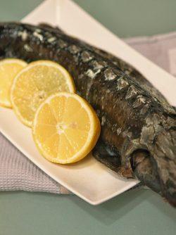 Стерлядь в духовке: Рыба стерлядь из семейства благородных рыб, таких как осетр, семга или белуга. Такую рыбу трудно испортить,...