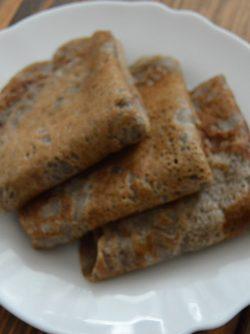 Блины с льняной мукой: Льняная мука отлично подходит для приготовления постных блюд. Эта мука обладает связывающим действием...
