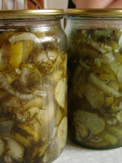 Салат из огурцов на зиму: Огуречных салатов оказывается не так и много, а если пошел сезон огурцов, может быть что-нибудь закатать...