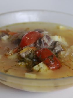 как делать солянку из капусты с мясом в кастрюле пошаговый рецепт с фото