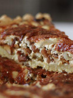 Пирог с лисичками: Лисички-сестрички, пирог с грибами лисичками - наверное один из самых вкусных, который я пробовала. И...