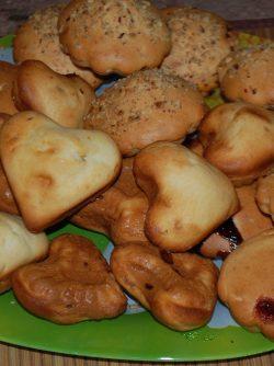 Бисквитное печенье: В День Святого Валентина своё признание в любви и верности можно выразить не только, как повелось по...