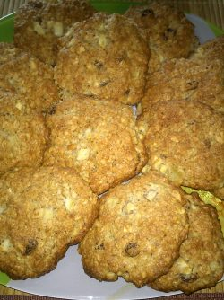 Ковбойское печенье: Предлагаю вкусное и полезное печенье, которое вас порадует как в будни, так и в праздники. Из указанного...