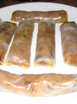 Спринг роллы жгучие: Спринг роллы...это блюдо можно назвать одним из самых любимых в нашей семье. Я его полюбила, за простоту...